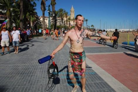 Gay Pride Sitges Barcelona 2016