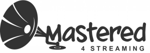 Mastered 4 Streaming logo