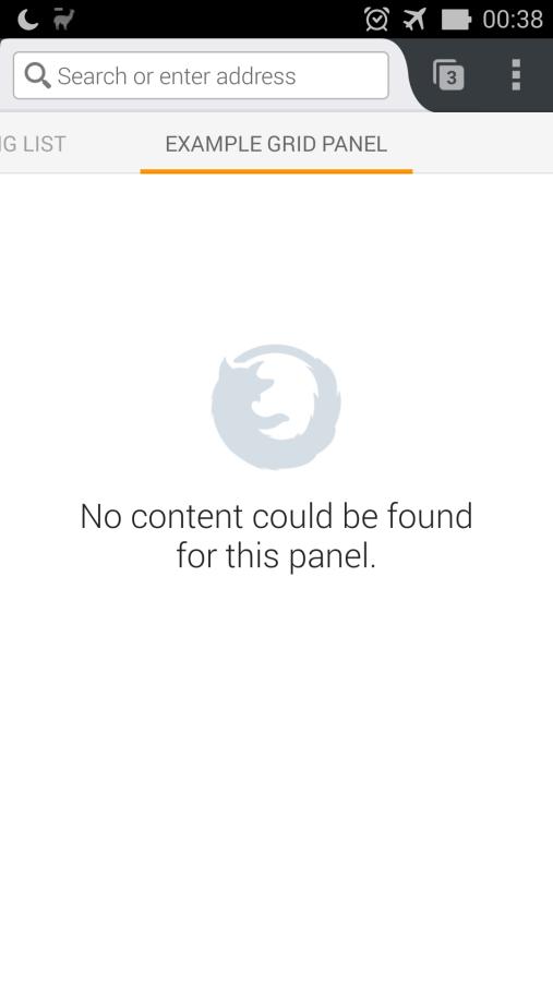 empty-panel