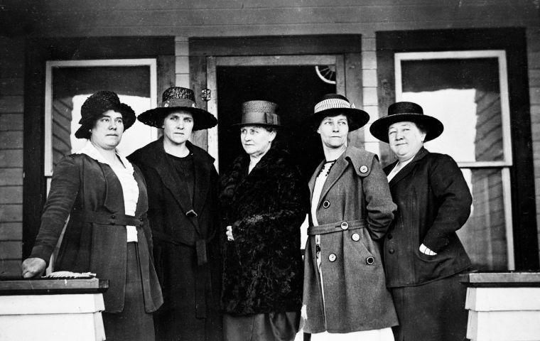 Remembering When Women Ruled a Wild West Town