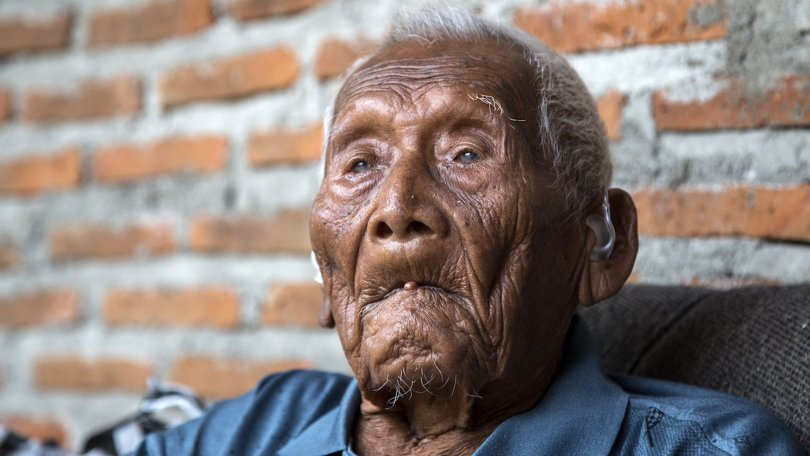 Sodimenjo from indonesia who claimed to be 146