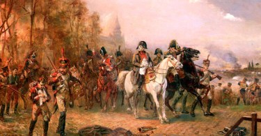 """Napoleon - """"maailmanhenki hevosen selässä"""""""