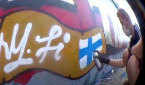Graffitti totuusfoorumille.