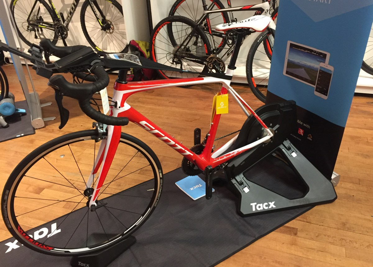 Tips for Setting Up an Indoor Trainer