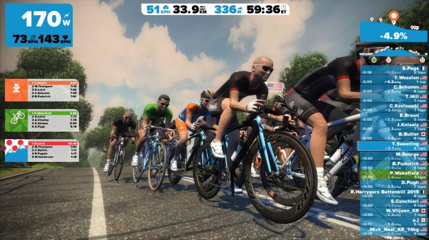 Zwift How Important Is Ftp