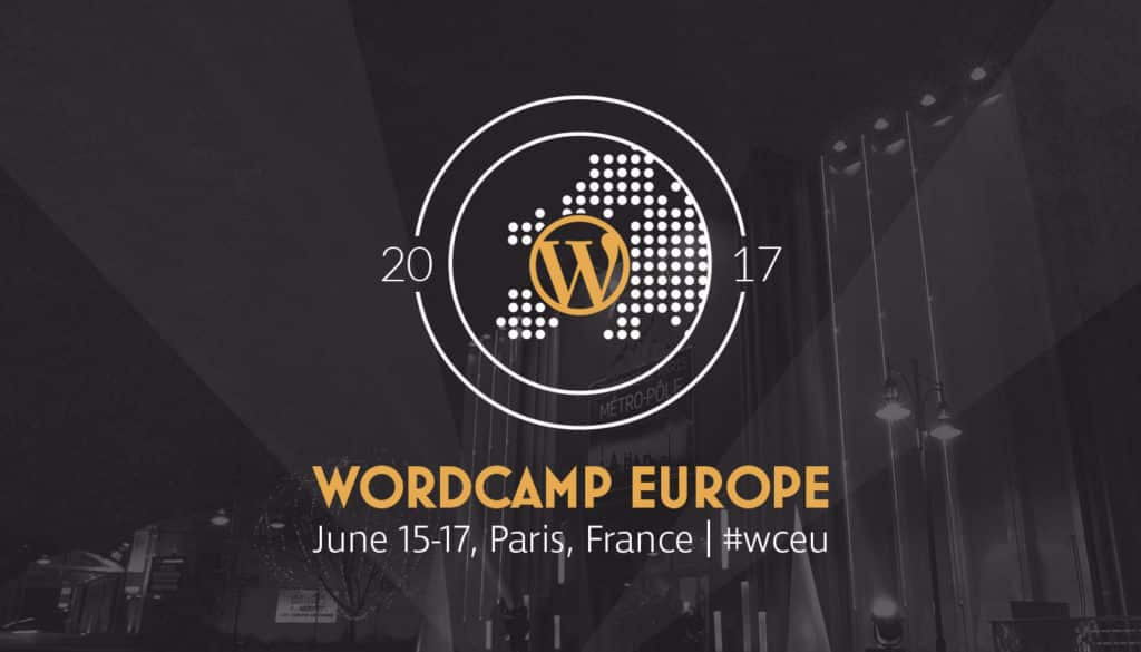 wordcamp europe paris 2017