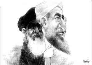 Khamenei-Rouhani-Islamic-Dictators-of-Iran.jpg
