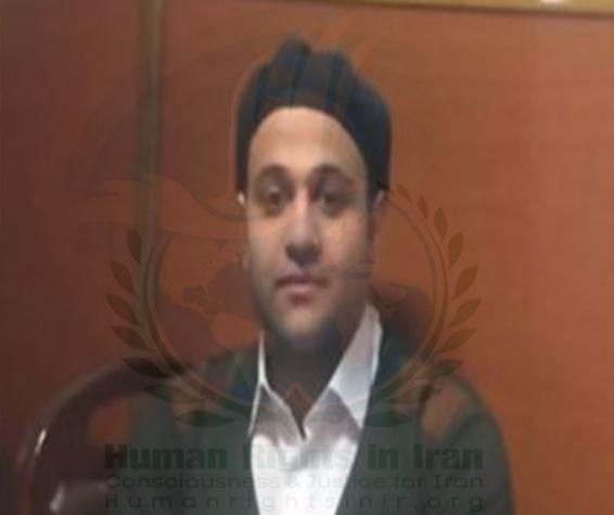 علیرضا گلی پور زندانی سیاسی
