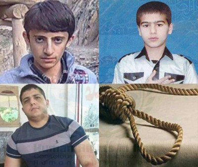 Child Execution in Iran
