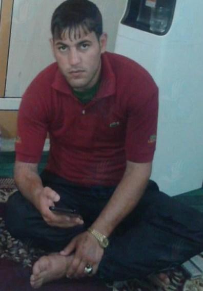 محمد تامولی - از کشته شدگان زندان شیبان اهواز