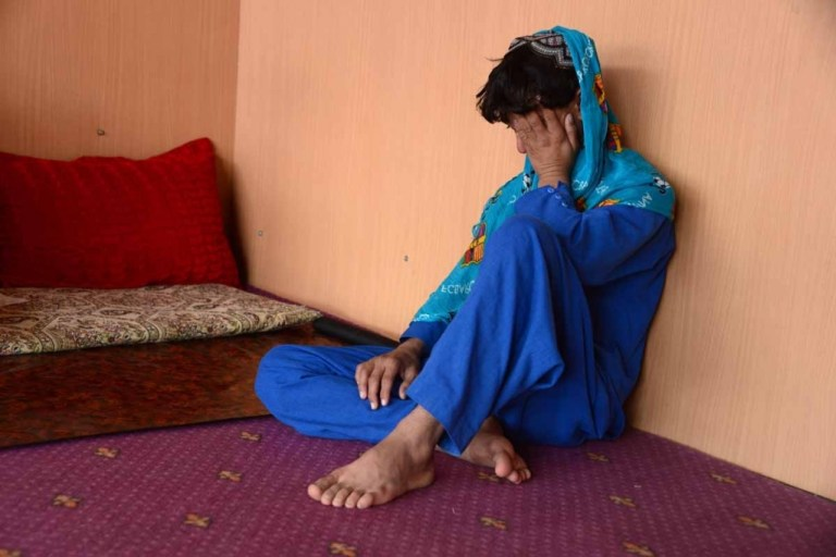 Anuj Chopra's exclusive report on child sex slavery in Afghanistan's security force won a Human Rights Press Award. Photo: AFP