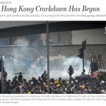 The Crackdown Has Begun: Holding Power to Account in Hong Kong