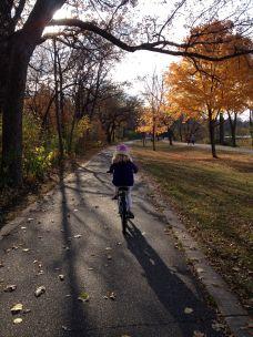 October: Lake Harriet, Minneapolis, Minnesota