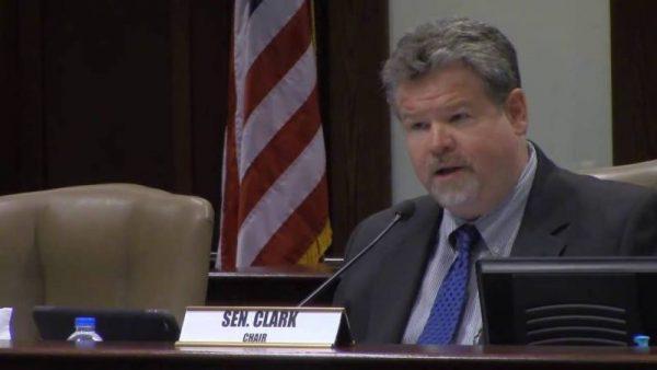Senator Alan Clark