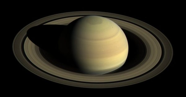 Sounds Emitting From The Moon Were Likened To The Eerie Frequencies Recorded Near Saturn.
