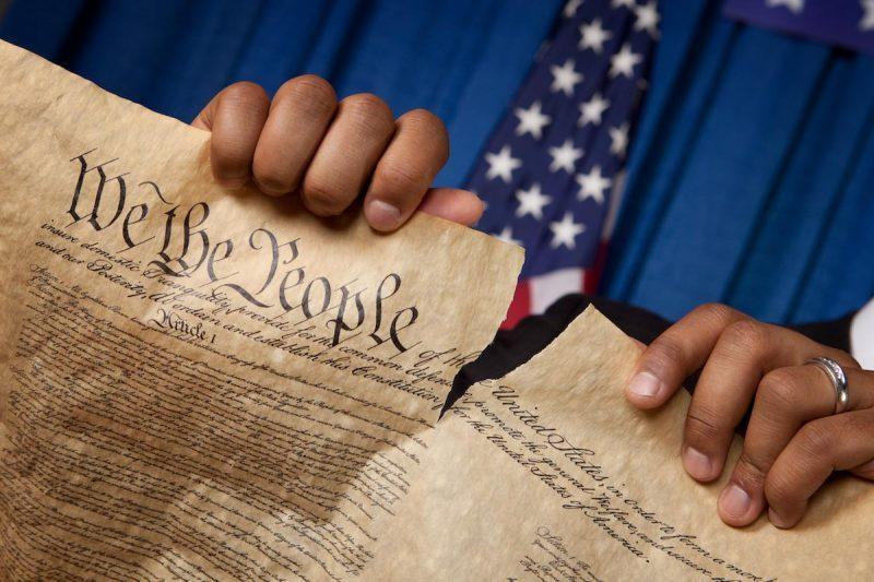 Constitution Under Attack