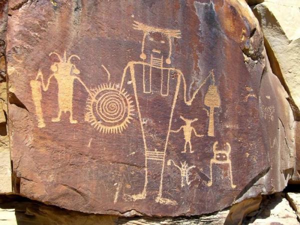 Hopi Petroglyphs