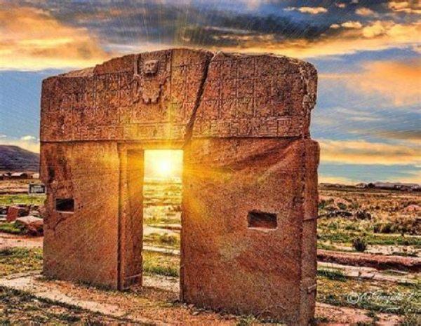 Puerta Del Sol, Tiwanaku