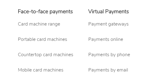Improve your Processing Card Rates - The Rental will help