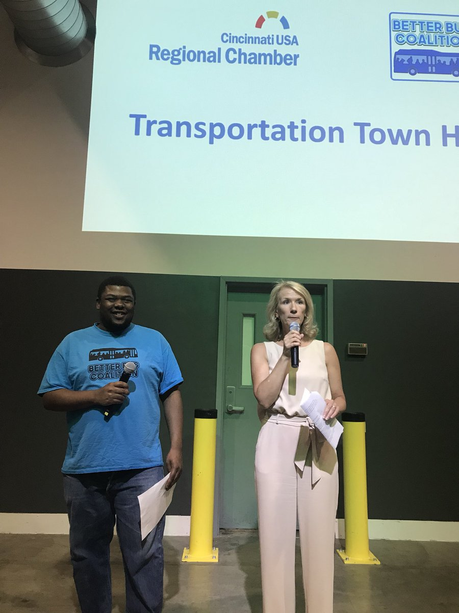 HSC Urges Investment in Public Transit at Transportation Town Hall
