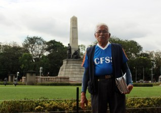 Humans of Rizal Park