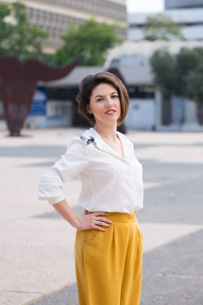 Alina Shkolnikov Shvartsman