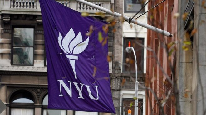 NYU Flag - New York University
