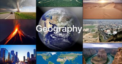 Geography at University of Michigan