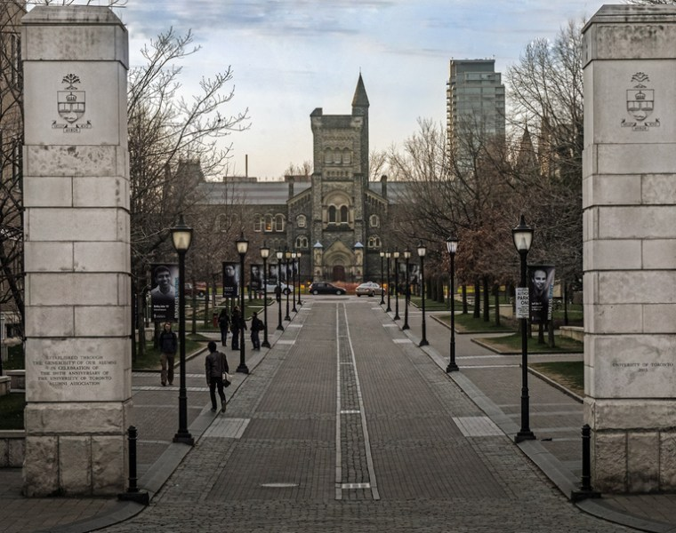 University of Toronto King College Road