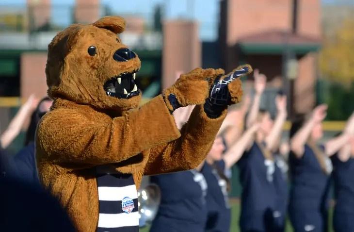 Penn State Mascot Nittany Lions