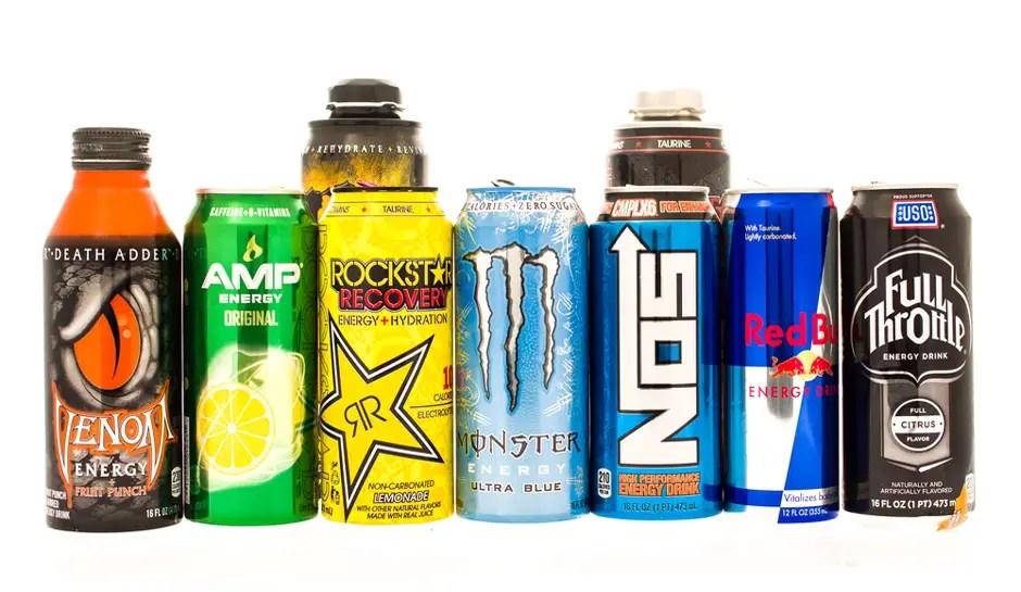 Popov and Energy Drinks