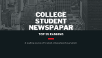 college student newspaper