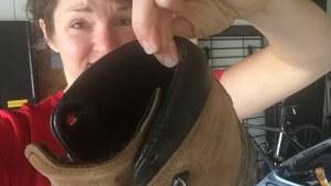 Boots. No.