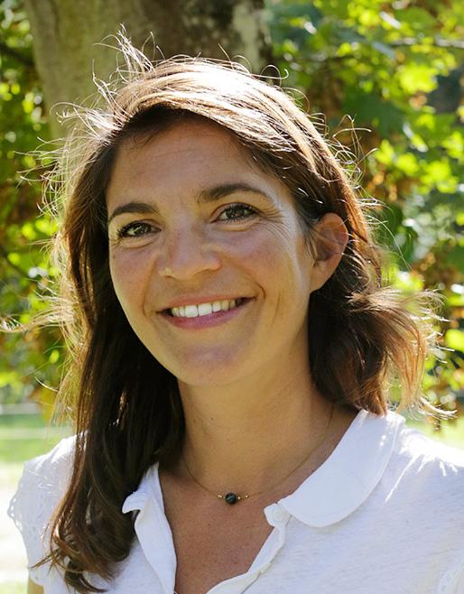 Emmanuelle Lalé, intervenante.