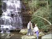 Happy Hiking to Benton Falls on Chilhowee Mtn.