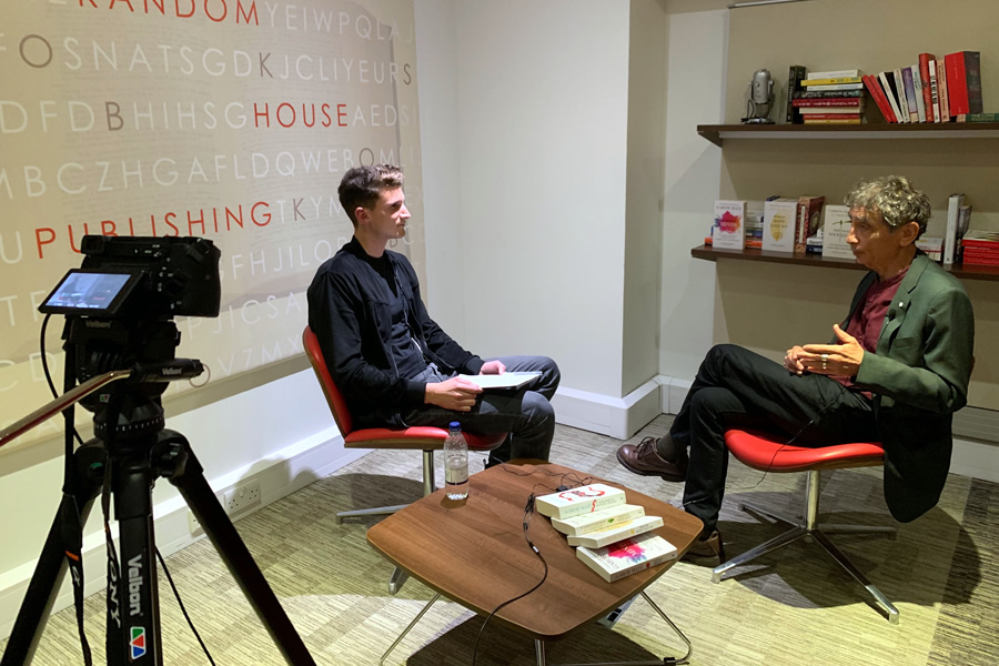 Dr Gabor Maté interview