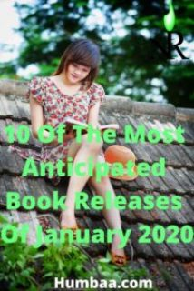 10 Of The Most Anticipated Book Releases Of January 2020
