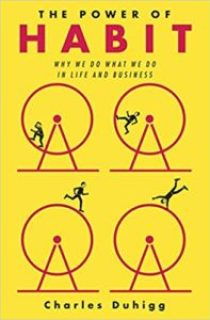 """""""The Power of Habit: Why We Do What We Do in Life and Business"""" by Charles Duhigg"""