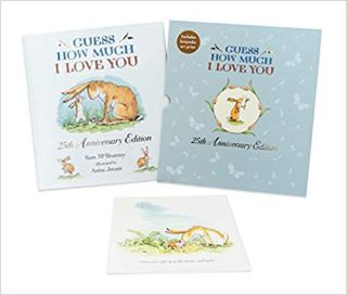 Guess How Much I Love You by by Sam McBratney (Author), Anita Jeram (Author) on nikhilbook