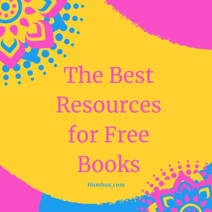 The Best Resources for Free Books