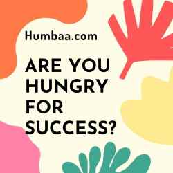 are you hungry for success