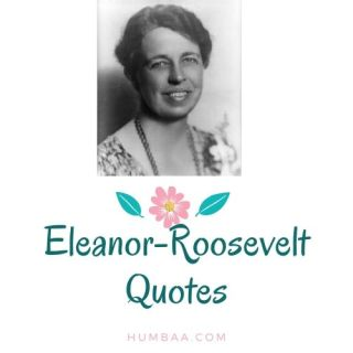 Eleanor-Roosevelt Quotes