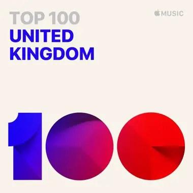top 100 songs united kingdom
