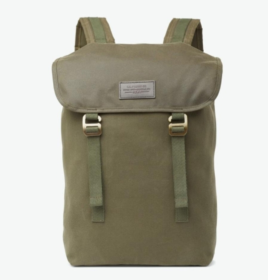 FILSON RUGGED TWILL RANGER BACKPACK: