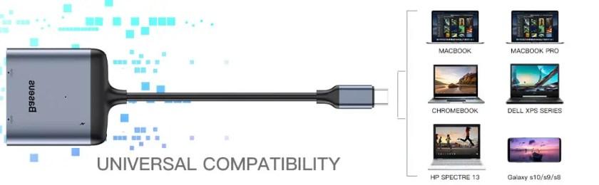 universal compatability