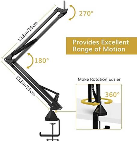 Tonor T20 Arm Standcrophone Arm Stand