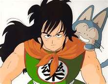 Yamcha from Dragon Ball Z