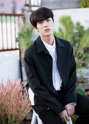 Jin (Kim seokjin) vocalist, born 4 December, 1992.
