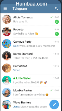 Telegram Website And APP