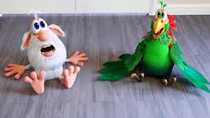 Googa The Parrot on Humbaa.com